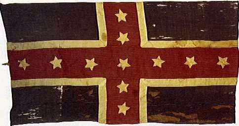 General Leonidas Polk's Flag: 1St Tennessee, American History, American Civil, Csa Flags, Civil War, War Flags, Confederate Flags