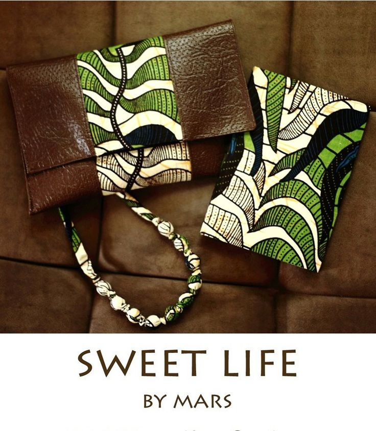 African Prints in Fashion: Clutch-Obsession: Interview with the accessories line Sweet Life