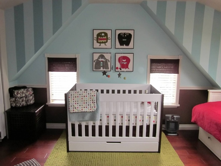 Monster nursery view 2