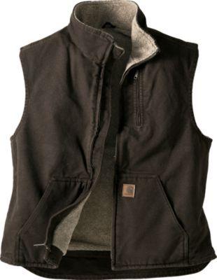 carhart vest - black, grey, blue, dark brown