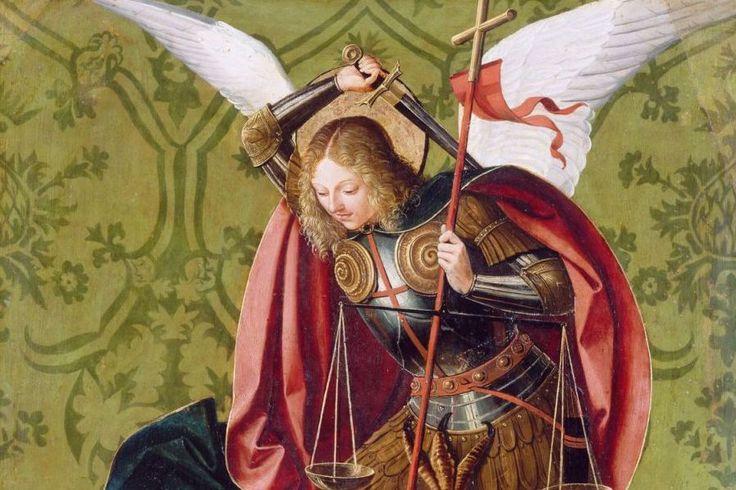 Una oración para pedir la protección de los cuatro arcángeles cuando sales de casa o cuando necesitas rodearte del poder de los cuatro arcángeles.