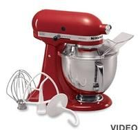 $242 KitchenAid Artisan 5-qt Stand Mixer on Sale (24 Colors Available) @ Kohl's