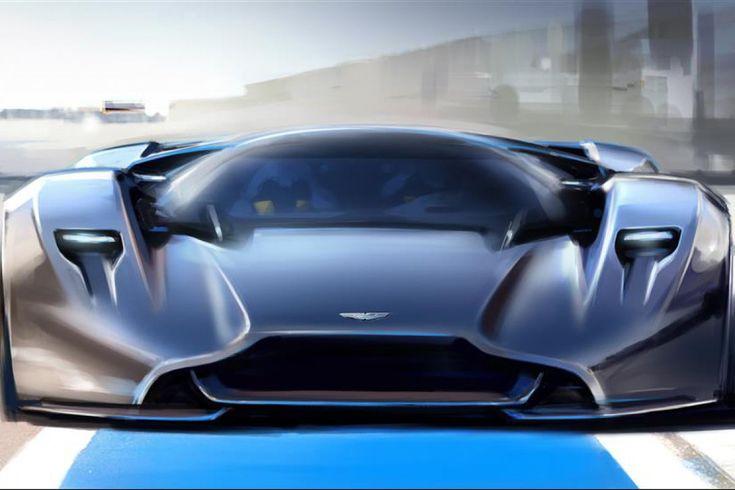 Aston Martin DP-100 Concept une hypercar de 800 chevaux pour Gran Turismo 6. hypercars (25)