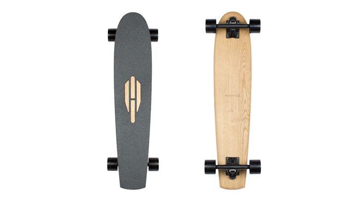 Heritage Paris - Skateboard - Longboard