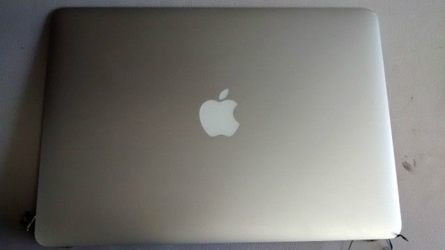 """SAVE NOW! FOR REPAIR OR PARTS! MacBook Air 13"""" A1369 Original Back Cover Lid  - For Parts AS IS Sale"""