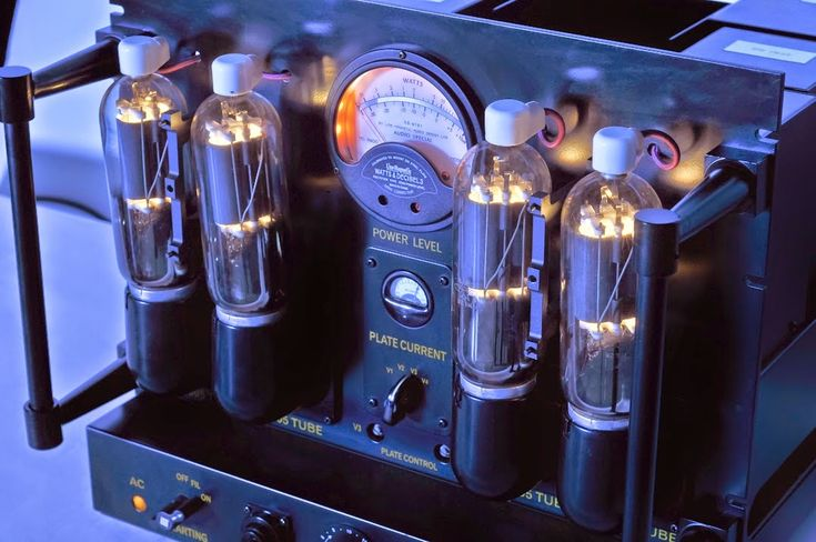 LINE MAGNETIC AUDIO 805A magic High-End Audio Audiophile Vacuum Tube HiFi (fb)