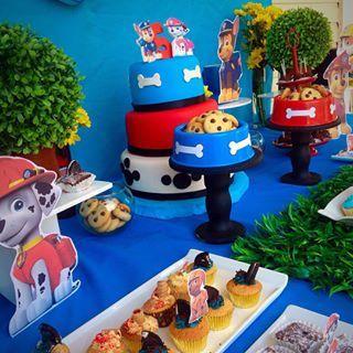 fiesta tematica paw patrol - Buscar con Google