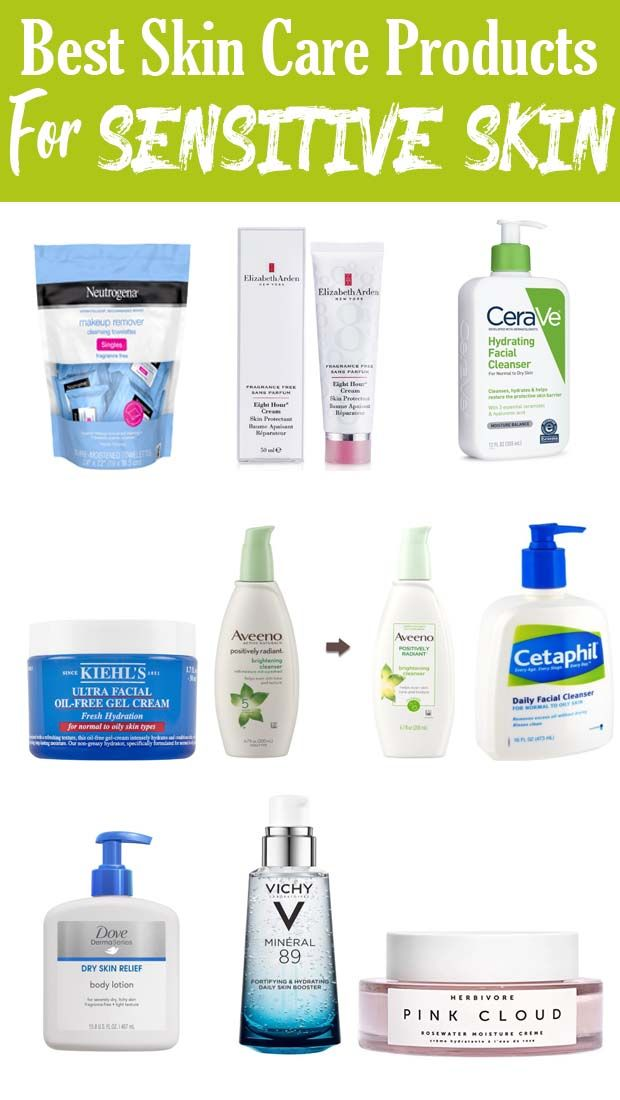 Skin Care Products For Sensitive Acne Prone Skin Sensitive Acne Prone Skin Sensitive Skin Care Top Skin Care Products