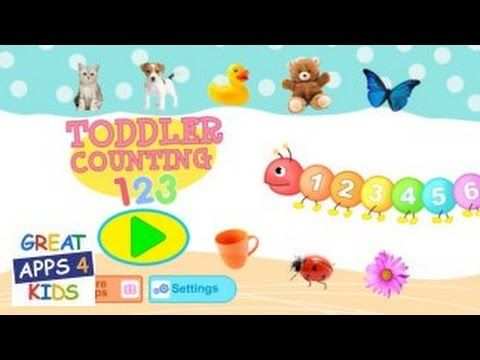 Toddler Counting 123 | Counting App for Toddlers