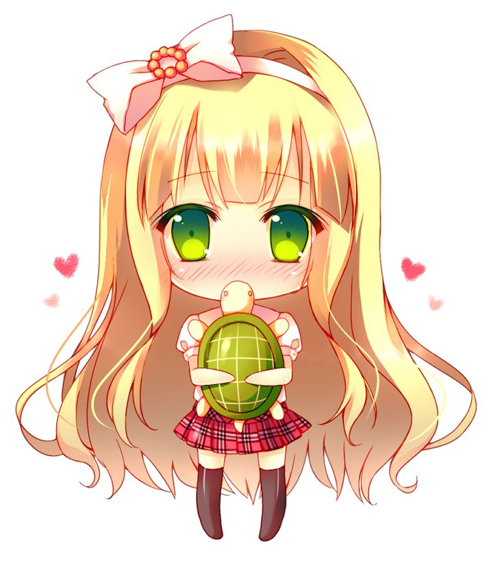 Anime Girl Chibi: KAWAII-CHIBIS-ANIME