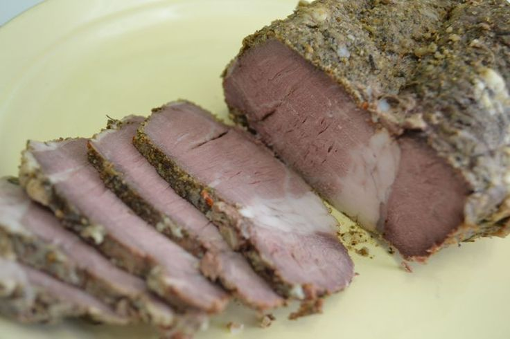 Очень вкусное и натуральное мясо для бутербродов. Ингредиенты...