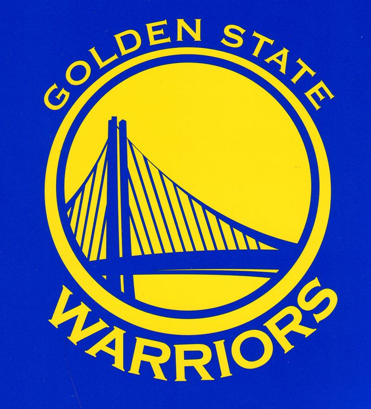 Image for Basketball Golden State Warriors Logo 4