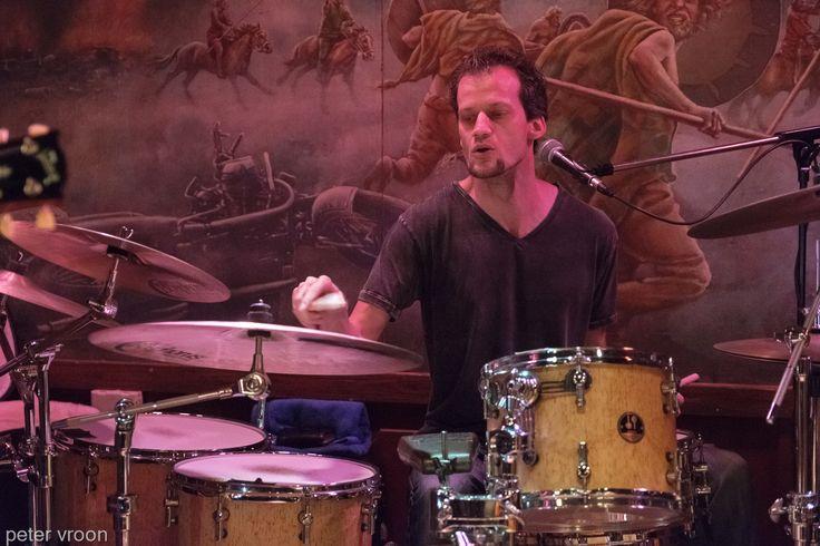 10-12-2016 Ralph de Jongh with band