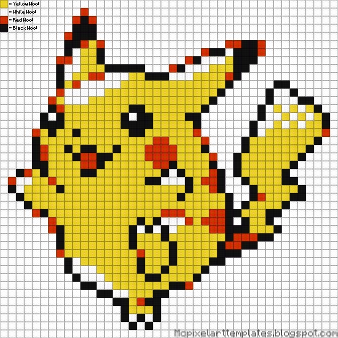 Les 25 meilleures idées de la catégorie Modèles pixel art