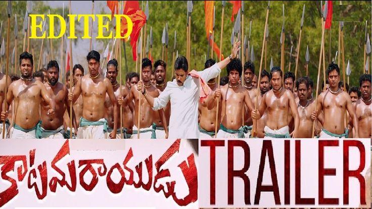 Katamarayudu Trailer edited | Pawan Kalyan | Shruti Haasan | Kishore Kum...
