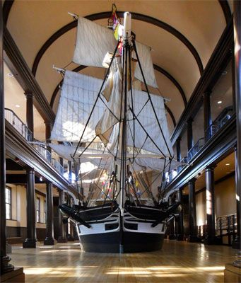 Wings of Eagles: This is Wherever: West Island - Whaling Museum