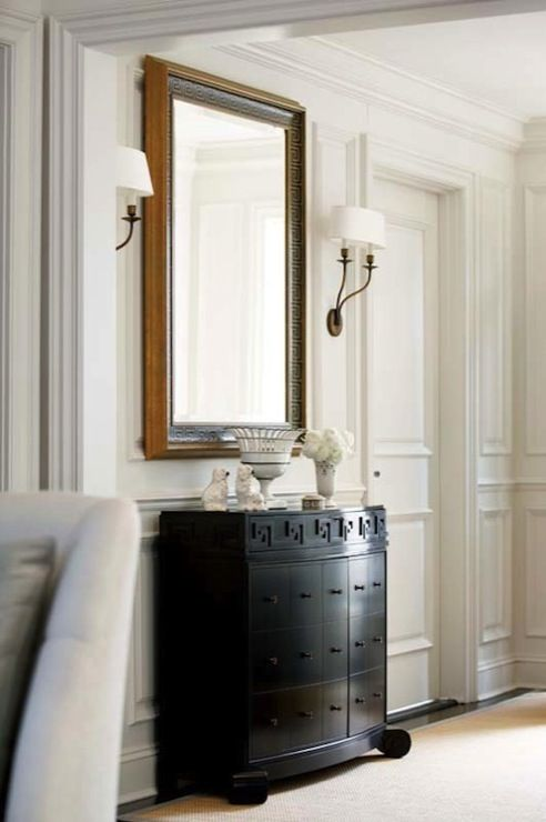 Foyer With Chair Rail : Best images about home design entryways foyer on