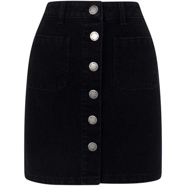 Best 20  Black a line skirt ideas on Pinterest | A line skirts ...
