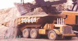 OHダンプトラックの歴史: ウェスタン 1LLD改