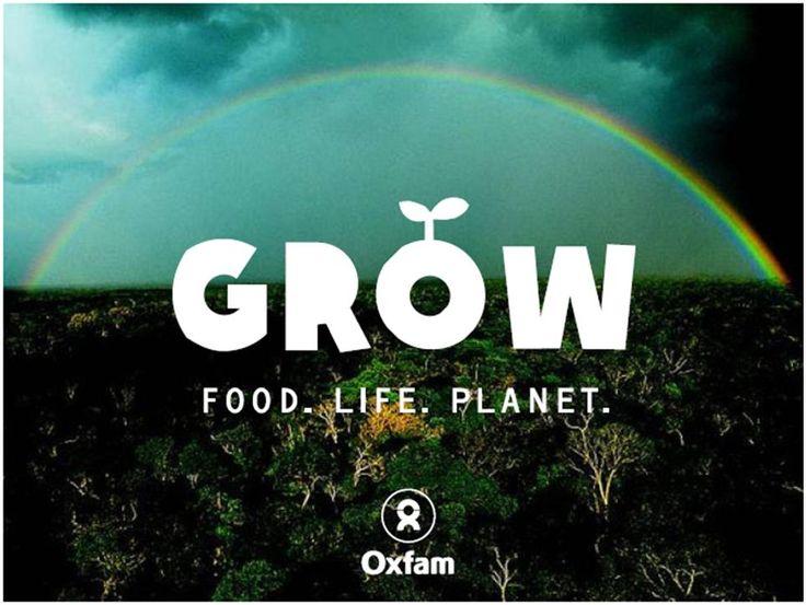 Oxfam grow
