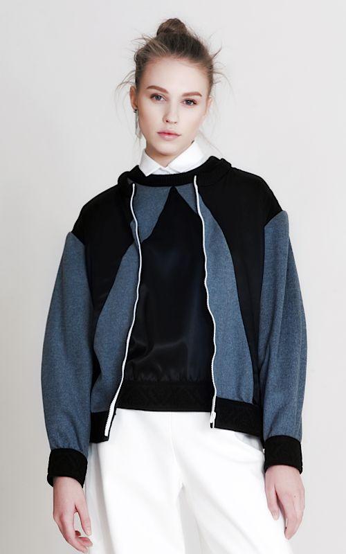 Zip Robin Jacket