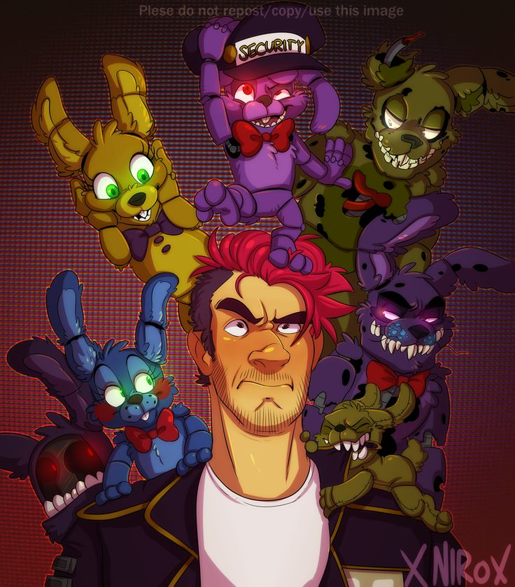 FNaF world Bon squad by xNIR0x.deviantart.com on @DeviantArt <<< awwww,that's actually kind of adorable :3