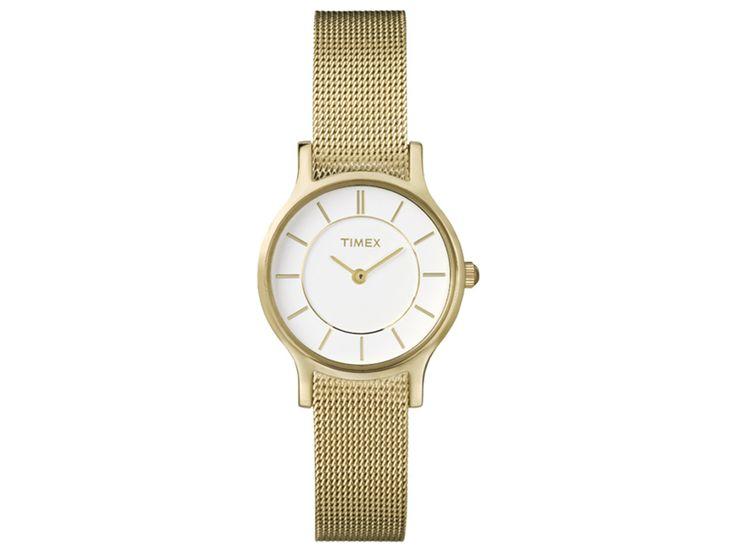 Reloj Timex T2P168 Para Dama Dorado-Liverpool es parte de MI vida