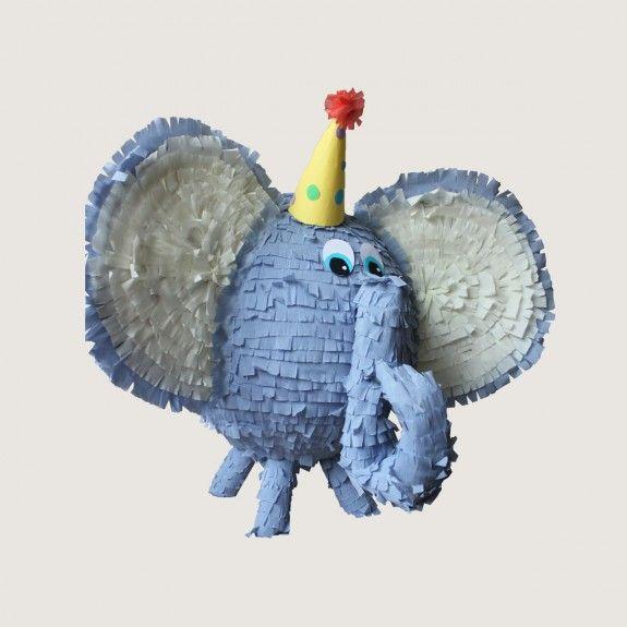 Słoń Piniata,elephant, Piniata, pinata, party, urodziny birthday party, kids, best day ever joy motherhood, fun, zabawa, imprezka niespodzianka prezent gift sweets