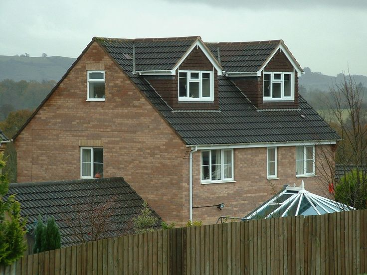 Pitched roof dormer by attic designs ltd bungalows for Roof dormer design plans