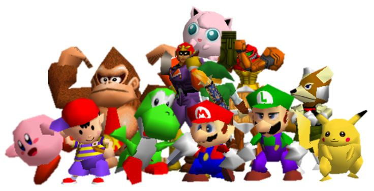 Redescubra Super Smash Bros de Nintendo 64 com cheats