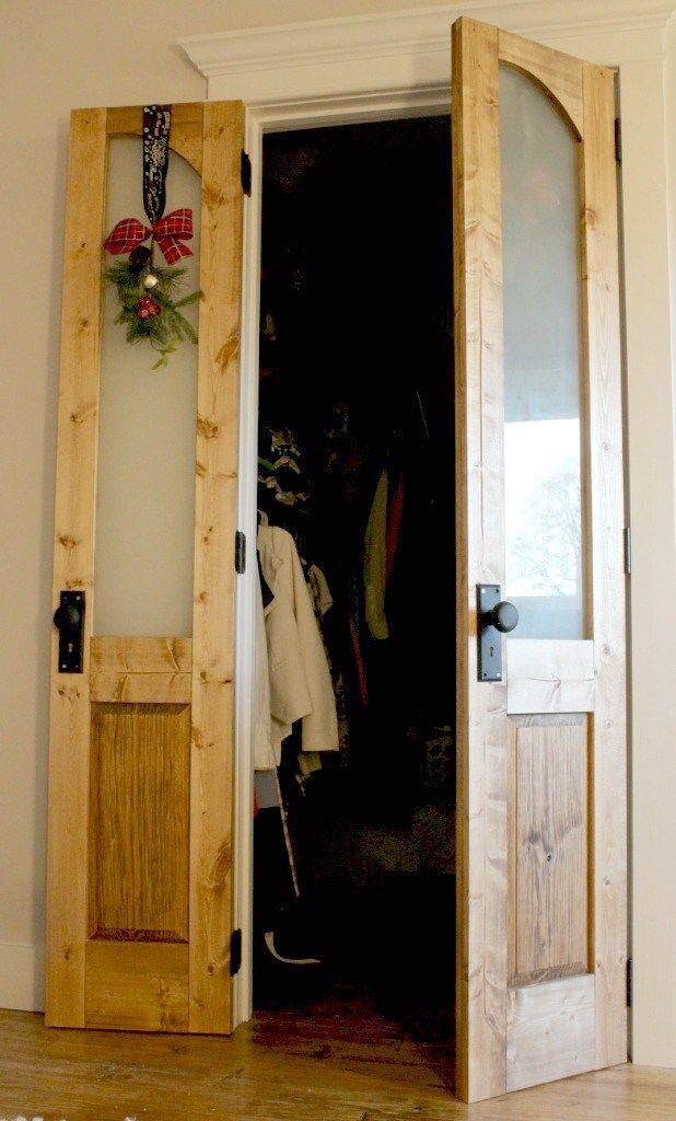 25 Best Ideas About Old Closet Doors On Pinterest Old