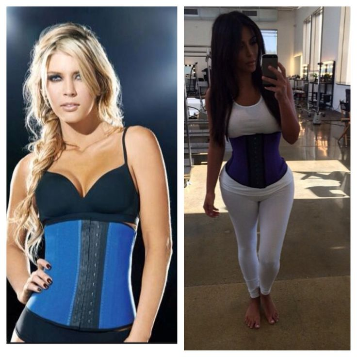I Tried Corset Waist Training For 17 Days And This Is What ...