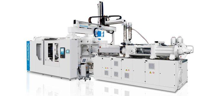 KraussMaffei MX #Tepro #KraussMaffei #German #technology #fullpower #plastic #injection #moldnig #machine #clampingforce #8.500kN #40.000kN