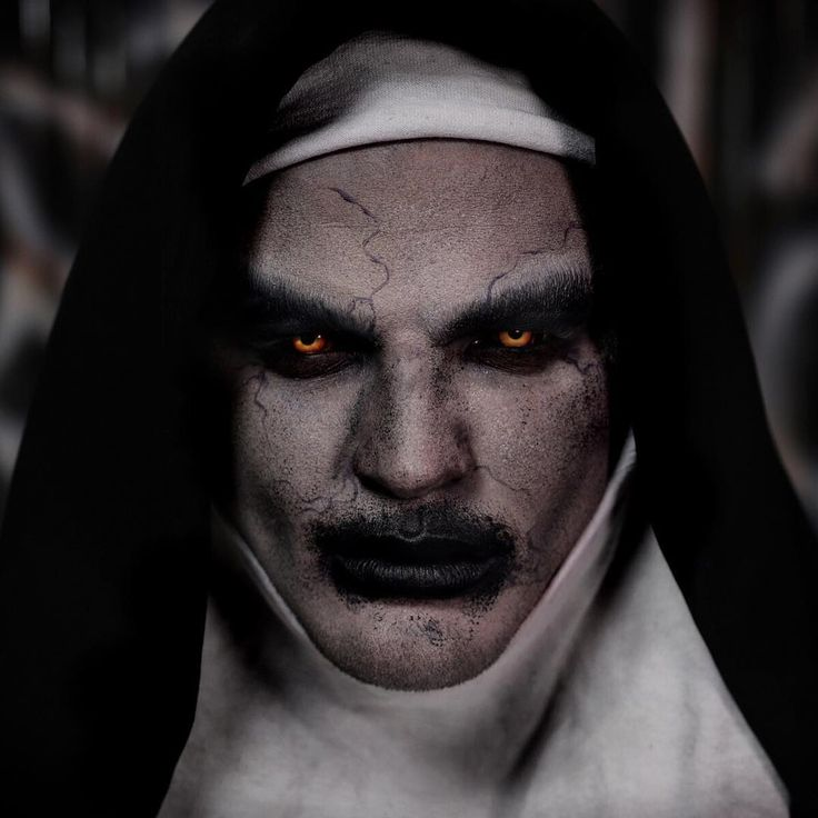 "Alex Faction (@alexfaction) on Instagram: ""Tonight's video is live! The intro is hella intense  Valak the demon nun from the Conjuring 2!…"""