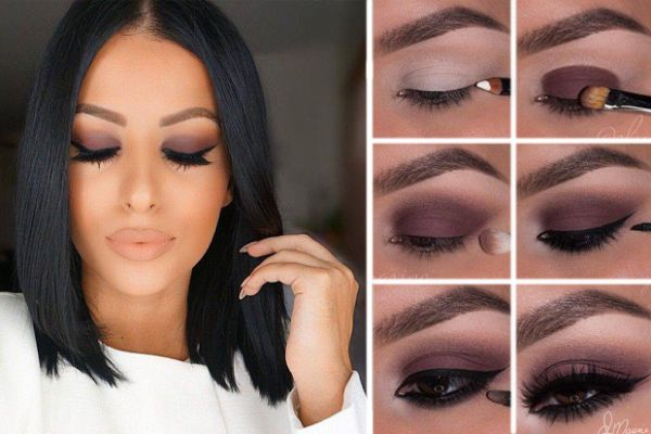There is a make up tutorial for especially brown eyes. But black, blue or green eyes can make this too! Follow me and see more! Xoxo