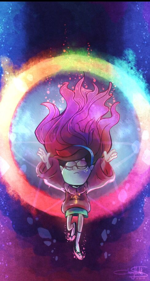 Gravity Falls Mabel Portal Not what he seems