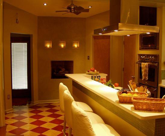 cork tiles: Corks Tile, Beautiful Kitchens, Kitchens Floors, Ka Yoot Kitchens, Corks Checkerboard, Corks Floors, Corks Products, Be Beautiful, Flooring