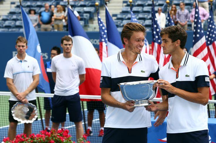 Pierre-Hugues Herbert/Nicolas Mahut vs Marc Polmans/Andrew Whittington Men's Australian Open Doubles Live