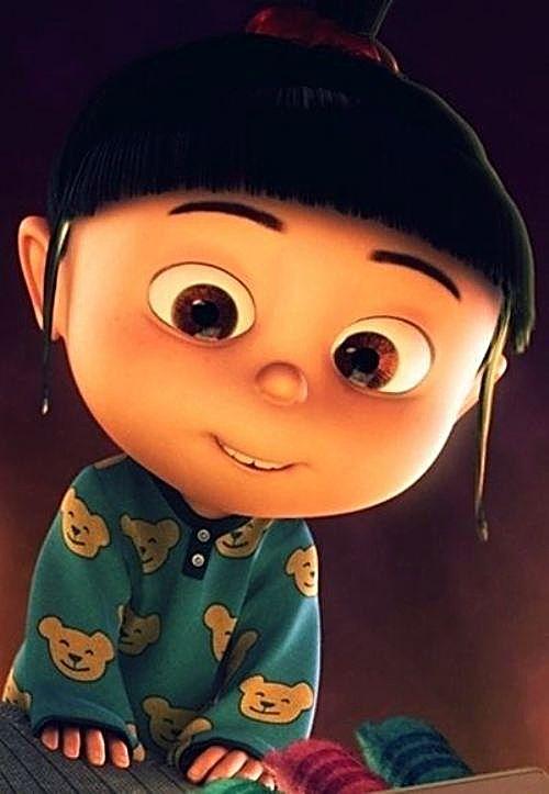 Agnès <3 so cute *.*
