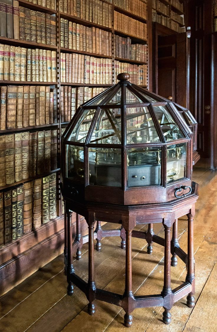 Dunham Massey Library Orrery. Dunham Massey, also the Stamford Military Hospital, is a National Trust property, located in Dunham Massey in the district of Trafford, near Altrincham, Cheshire, England