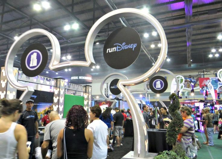 Dos and Don'ts at a RunDisney Race Expo