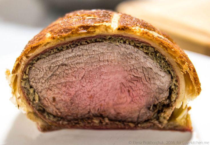 Говядина Веллингтон (рецепт Гордона Рамзи) / Beef Wellington (Gordon Ramsay recipe)