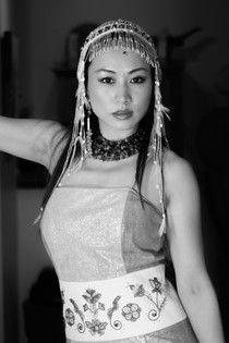 Chinese Star Ayi Jihu, wordpress.com中国之星 吉胡阿依 将要与获奖导演 Flaminia...