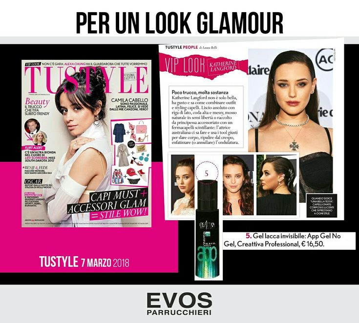 Su Tu Style #app #gelnogel by @Creattiva_prof, per uno styling versatile! Da @EVOS_italia