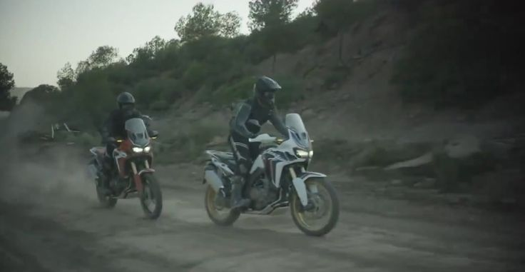 2016 new Honda CRF1000L Africa Twin Teaser Episode #6 'The Meeting' prom...
