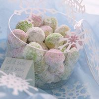 Frosty SnowballsFood Recipes, Glitter Colors, Christmas Cookies, Edible Glitter, Snowball Cookies, Baking Shops, Frosty Snowball, Specialty Baking, Snowball Recipe