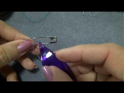 safety pin split chain