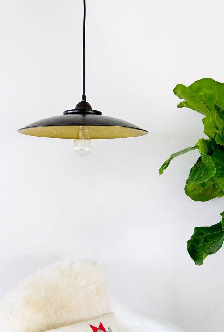 Easy DIY Pendant Lamp