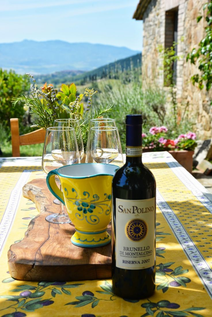 Favorite Wineries: San Polino in Montalcino, Tuscany