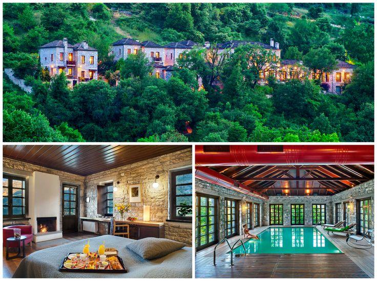 Aristi Hotel Mountain Resort - best mountain resorts ellada xeimerinoi proorismoi zagorochoria Τα καλύτερα Mountain Resorts & Spa της Ελλάδας